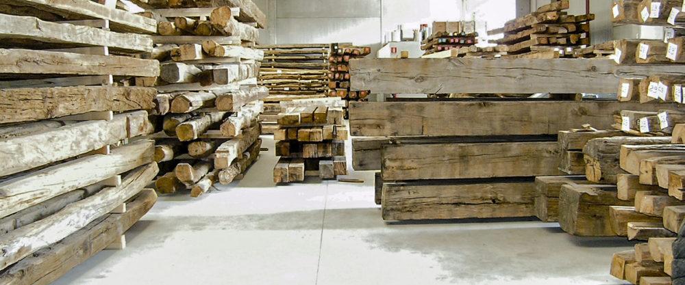 Magazzino   Tofano Legno Antico - Recupero e restauro legno